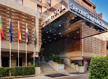 Hotel Gran Hotel Zurbarán